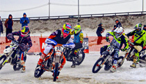 RollingMoto Racing Team на мотокроссе в Жуковоском
