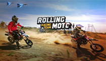 «Rollingmoto Racing Team» на гонке PBR в честь 9 мая